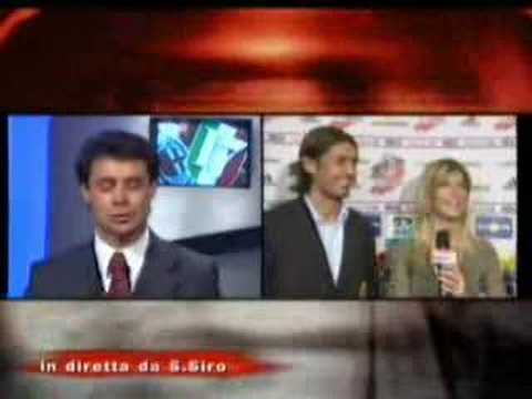 Maldini Nesta Interview