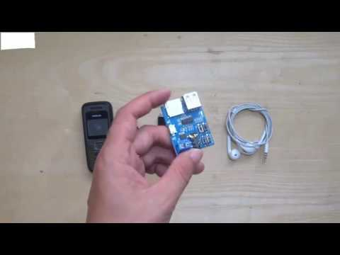 How to make MP3 player at home DIY