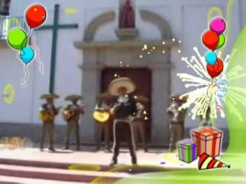 Serenata Las Mañanitas Youtube