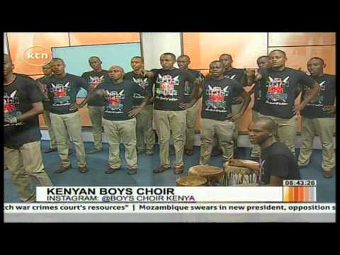 Kenyan Boys Choir