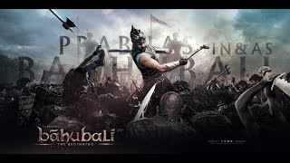 Baahubali Theme Music || Prabhas || Anuskha || Rana || An S S Rajamouli Film Fanmade