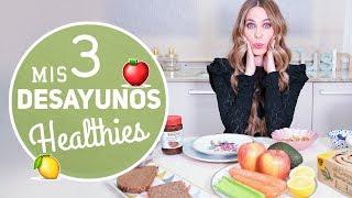 Desayunos healthy - Vanesa Romero TV