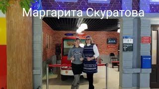 Маргарита Скуратова. Обучение в школе NND!!!