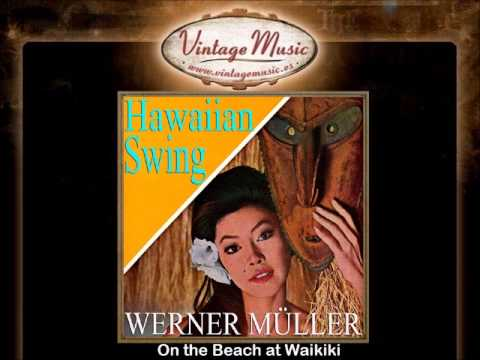 Werner Müller And His Dance Orchestra -- On the Beach at Waikiki