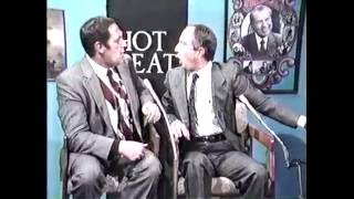 WALLY GEORGE HOT SEAT : The Jim Myers VHS Chronicles Pt. 2