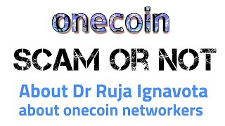 onecoin scam or Not
