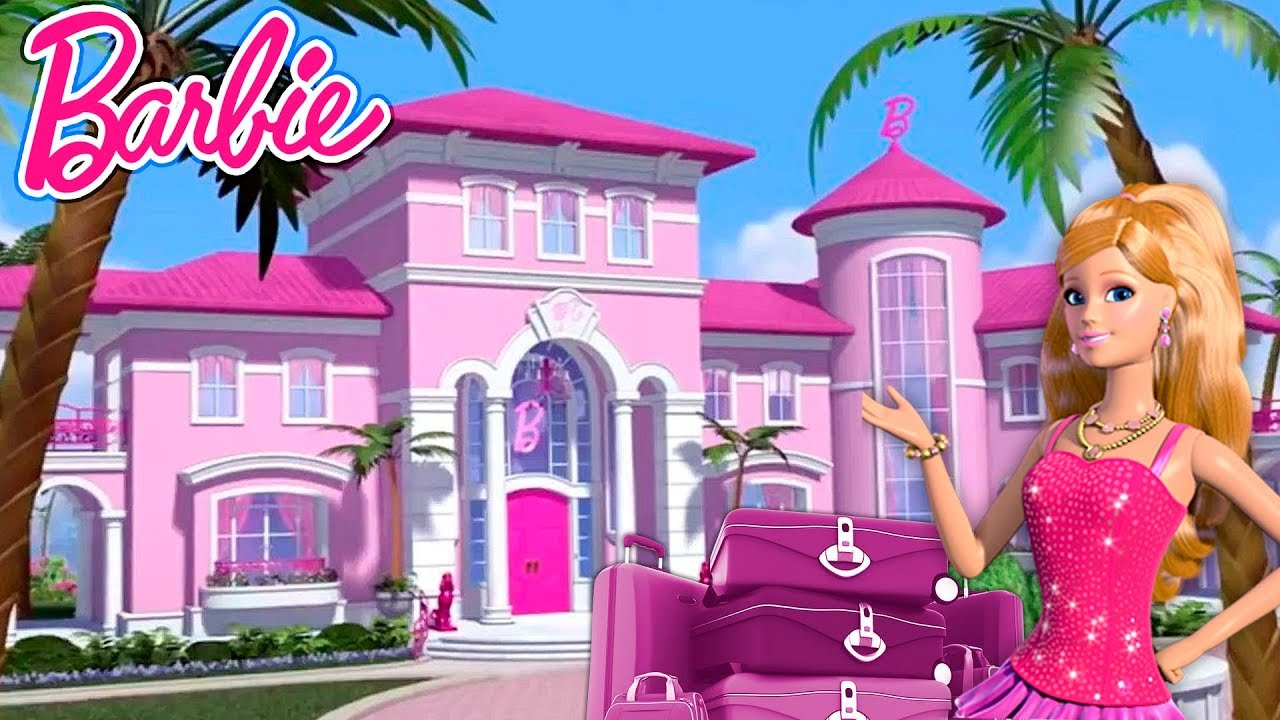 Barbie Life In The Dream House Tour Of S Brand New Mansion
