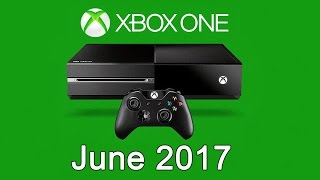 XBOX ONE Free Games - June 2017