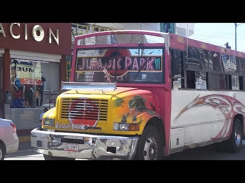 How to use 'Public' Transport in Acapulco