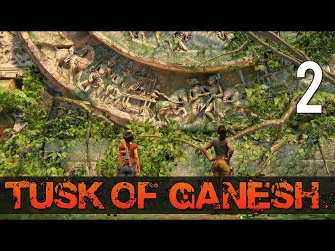 [2] Tusk of Ganesh (Let's Play Uncharted: The Lost Legacy [PS4 Pro] w/ GaLm)