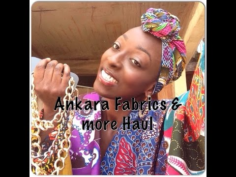 African Ankara Fabric Haul (Everything you need to know)