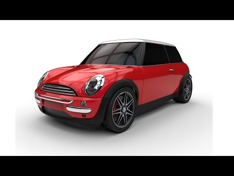 How To Make Car In Solidworks Part 8 Mini Cooper Modelling Body