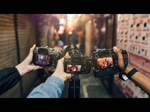 EPIC 5 Minute Night Photography Challenge In Tokyo with Subscribers!