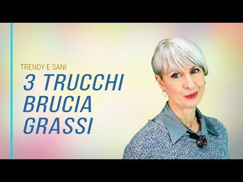 3 TRUCCHI BRUCIA GRASSI per DIMAGRIRE MANGIANDO VELOCEMENTE e NAURALMENTE