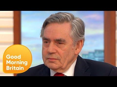 Gordon Brown Claims the Pentagon Knew Saddam Hussein Didn