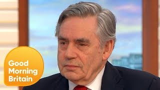 Gordon Brown Claims the Pentagon Knew Saddam Hussein Didn