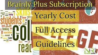 Brainly Plus Subscription