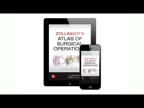 The App For Zollinger S Atlas Of Surgical Procedures 10 E Is Now