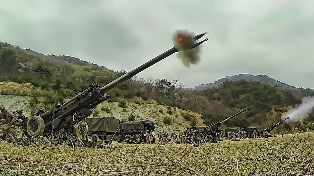 US Artillery – Fire for Effect
