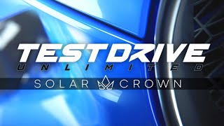 Test Drive Unlimited Solar Crown ANNOUNCED! видео