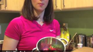 Healthy Homemade Chocolate Covered Strawberries For Guilt-free Valentine's Day Sweets