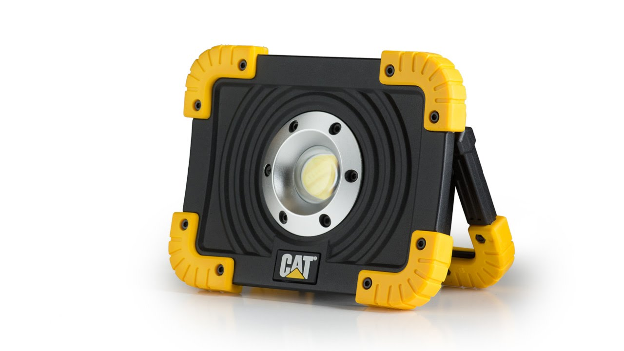 Led Cat Work Lights : California auto tech ct rechargeable work light by