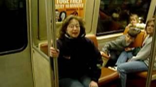 The Schumin Web: Movie Outtakes 2003 (Boarding Metro)