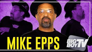Mike Epps on 'Love Jacked', Kevin Hart & A New 'Friday' Movie