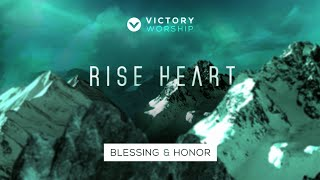 Blessing & Honor by Victory Worship feat. Lee Brown [Official Lyric & Chords Video]