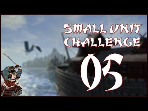 NIGHT BATTLES - Mori (Challenge: Small Unit Size) - Total War: Shogun 2 - Ep.05!