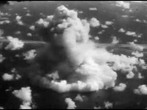 Atomic Age - Baker - Bikini Island