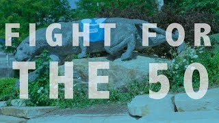 Fight for the 50 w/ Brian Logan - Between the LYnes