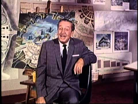 Walt Disney's original E.P.C.O.T film (1966) HD FULL VERSION