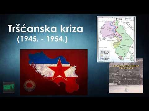 Tršćanska Kriza (1945.-1954.)