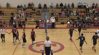 LHS Boys Volleyball Playoffs vs Chelmsford Volleyball