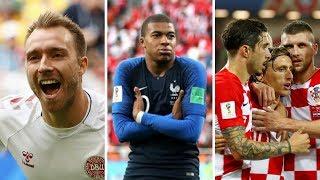 Eriksen Stunner, Lucky France & Argentina On Brink | Daily World Cup Round Up