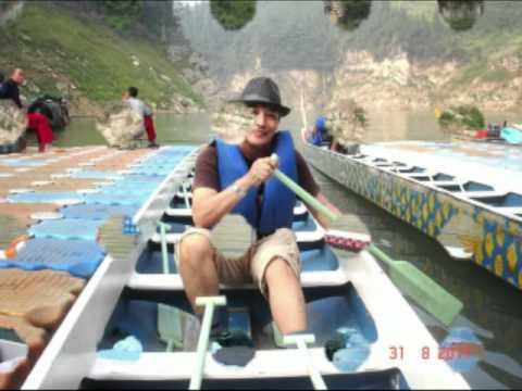Tracking yangtze China 2011