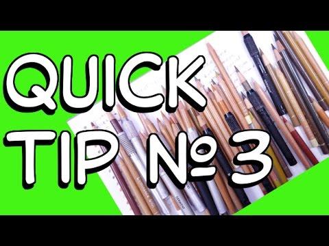 Quick Tip #3 Dark Skin Palette
