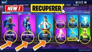 GET ALL THE SHOPS FOR FREE. BUG FORTNITE SAISON 9 - PS4/ONE/PC/SWITCH