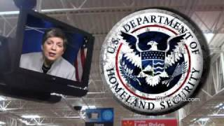 Walmart Invasion Department of Homeland Security (DHS) Takeover of America