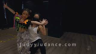 JY Dance Jazz & Hip hop Level 2 Demo - performed by Janine Cheng