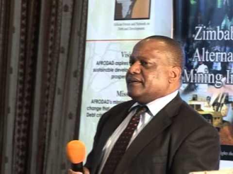 3 Mining Taxation in Zimbabwe   Moses Madongorere  Zimra
