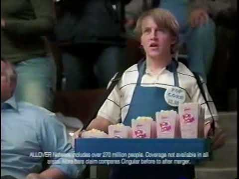 AT&T Cingular Allover Network Basketball Commercial 2005