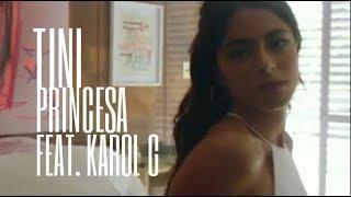TINI - Princesa (Adelanto) ft. Karol G