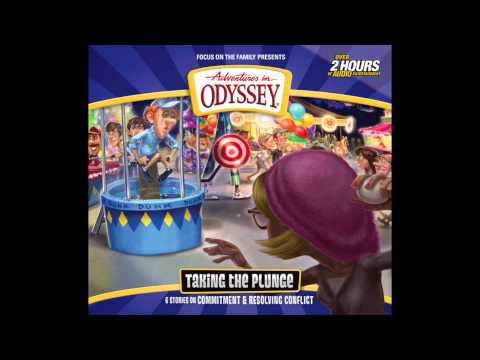 An Adventure Through Odyssey: Album 59 Taking the Plunge