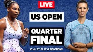 🔴 WILLIAMS vs PIRONKOVA | US Open 2020