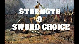 Video Sword fighting: Strength and Sword Choice download MP3, 3GP, MP4, WEBM, AVI, FLV Juli 2018