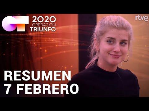 RESUMEN DIARIO OT 2020 | 7 FEBRERO