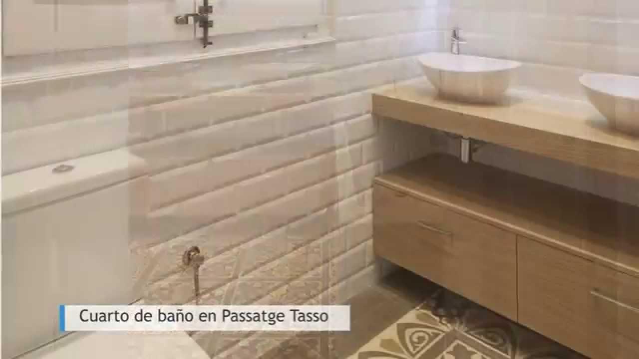 Reformas de cuartos de ba o en barcelona grupo inventia - Reformas de cuartos de bano ...