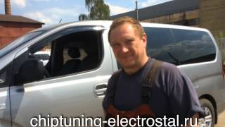 Чиптюнинг Hyundai Starex от Адакт и chiptuning-electrostal.ru(, 2014-07-16T18:08:42.000Z)